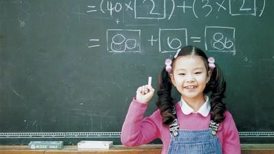 Main Hitung-hitungan Bisa Bikin Anak Pintar Matematika