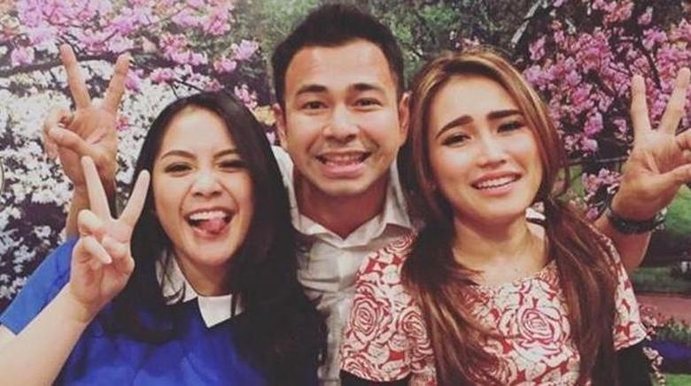 Dari Hati, Raffi Ahmad Mantap Pilih Ayu Ting Ting Jika Masih Single