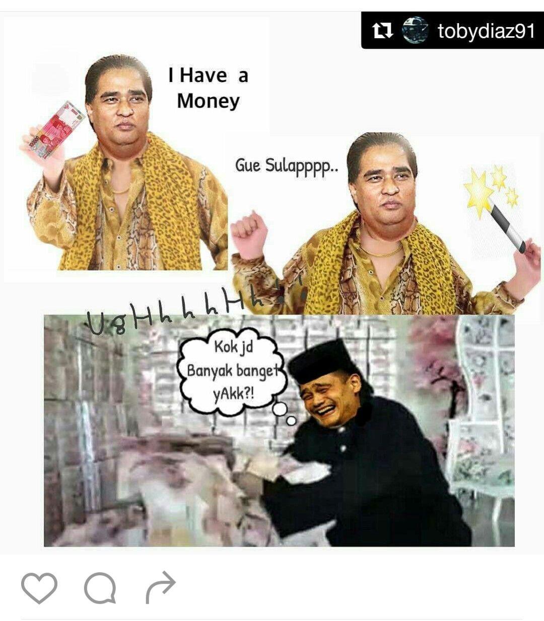 Lucu Meme Dimas Kanjeng Bermunculan Dari Tax Amnesty Hingga PPAP