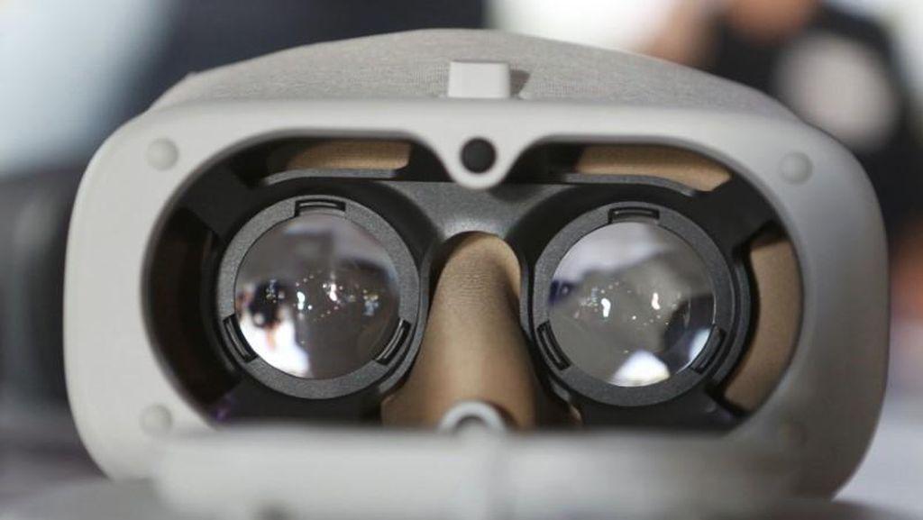 Google Jaga Warisan Sejarah Lewat VR