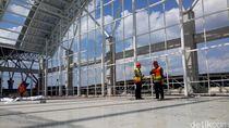 AP II Kebut Pembangunan Terminal Baru Bandara Supadio, Kini Sudah Capai 68%