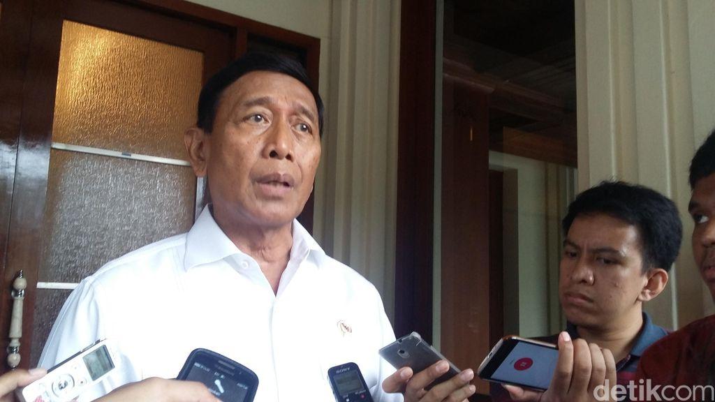 Gita Mundur Tiba-Tiba, Wiranto Jadi Ketua Umum PBSI Secara Aklamasi