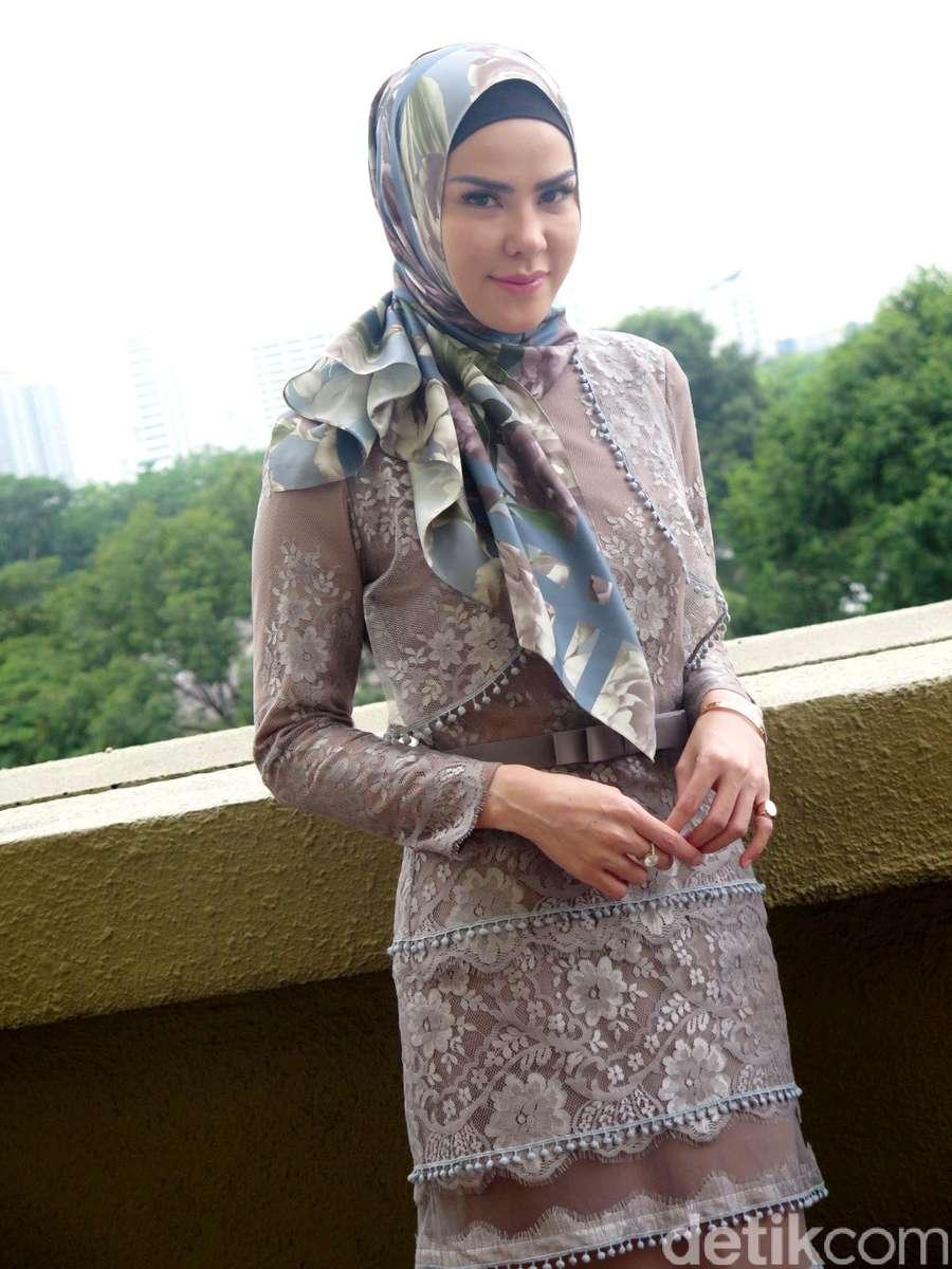 Cara Memakai Jilbab Angel Lelga Kumpulan Hijab