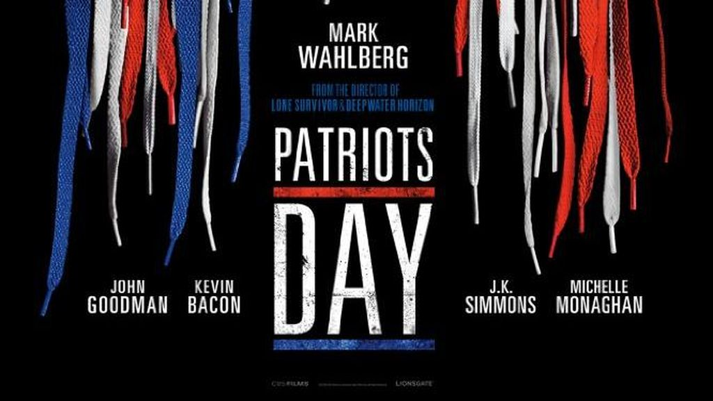 Pengeboman Maraton Boston di Teaser Trailer Patriots Day