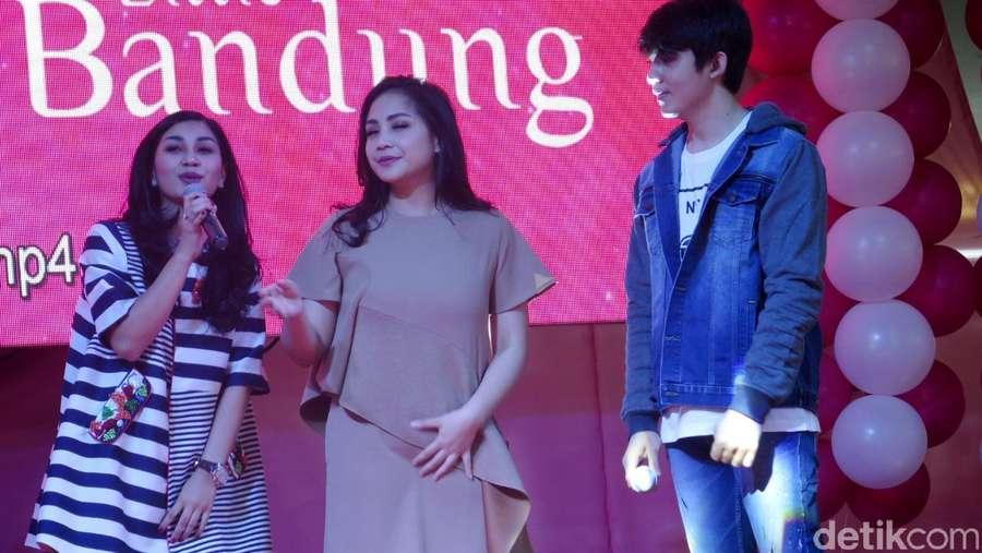 Tanpa Raffi Ahmad, Nagita Slavina Promosikan Labelnya di Malaysia
