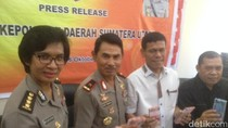 OTT 2 Oknum Petugas, Polisi Sita Duit Rp 75 Juta Terkait Dwell Time di Belawan
