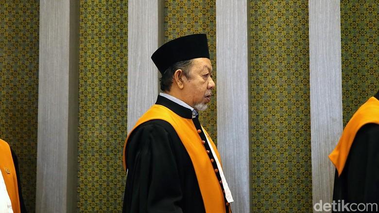 Hakim Agung Abdurahman Meninggal Dunia - Jakarta Hakim Agung pada Mahkamah Agung Abdurrahman telah meninggal dunia karena sakit pada Rabu hari Abdurahman meninggal dunia