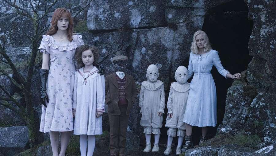 Petualangan Fantasi di Miss Peregrines Home for Peculiar Children