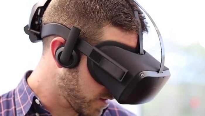 Oculus Rift. Foto: Istimewa