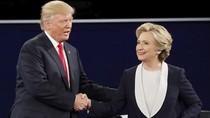 Trump Minta Hillary Mencalonkan Diri Lagi dalam Pilpres 2020