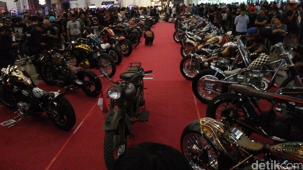 Motor-motor Jawara Kustomfest 2016