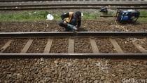 Gerbong KA Penolong Lhokseumawe Dipindahkan ke Sulsel