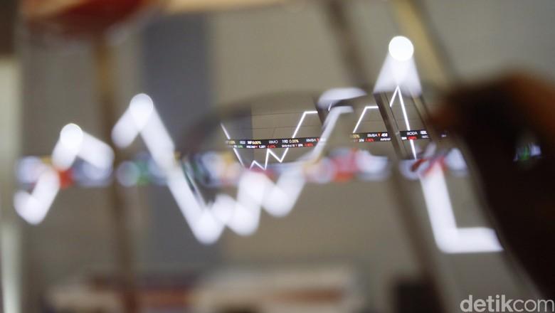Transaksi Harian Saham di Bursa Menurun Awal 2017