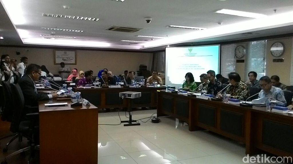 Rapat di DPD, Menperin Ditanya Soal Harga Gas Industri yang Masih Tinggi