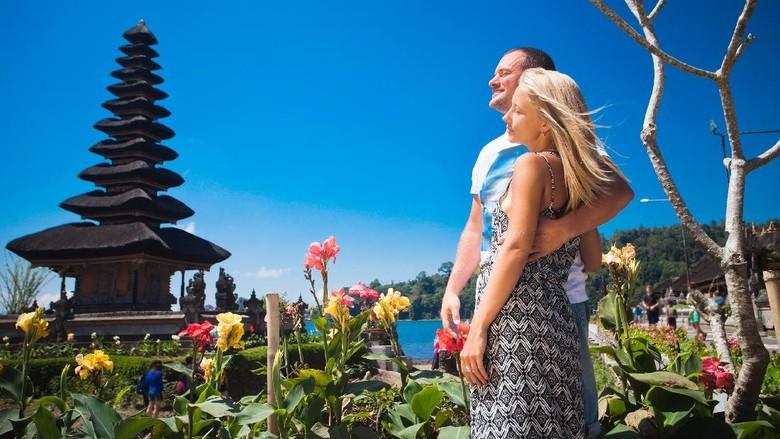 Foto: Bali yang digemari turis mancanegara (Thinkstock)