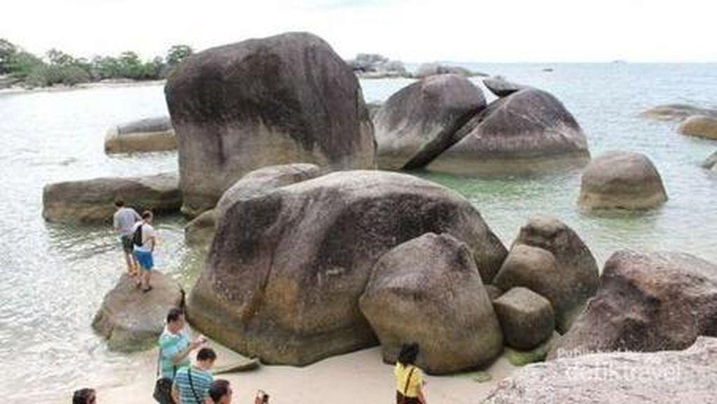 Gerak Cepat Demi Kembangkan Geopark Belitung