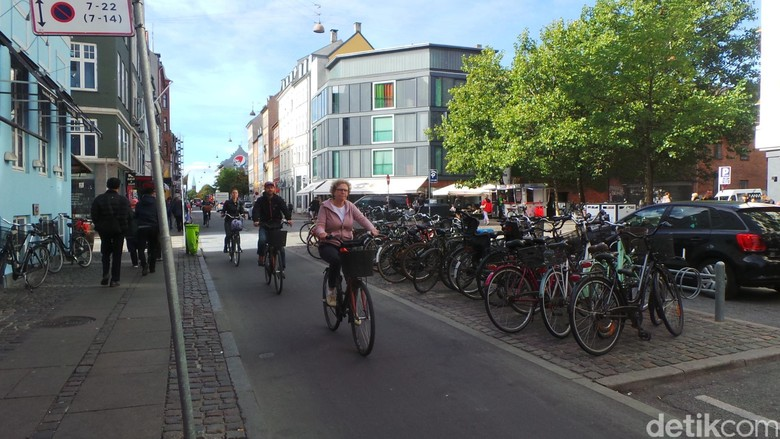 Warga Denmark Bayar Pajak Tinggi Tapi Dapat Fasilitas Mumpuni