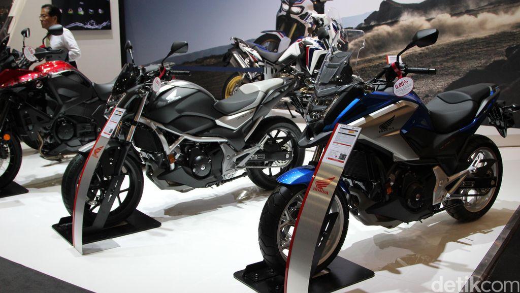 Motor-motor Honda Hilangkan Tuas dan Pedal Kopling