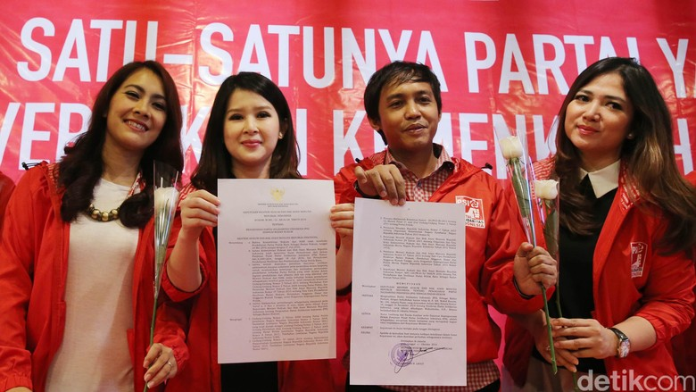 PSI Nyatakan Siap Diverifikasi KPU untuk Pemilu 2019