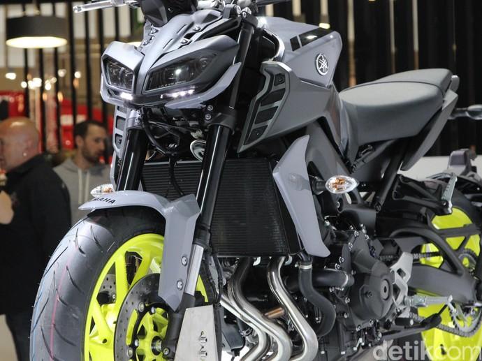 Motor Sangar Yamaha MT-09