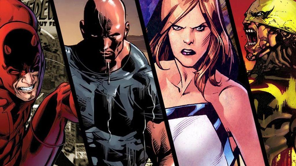 Mau Jadi Jagoan Kelas Dua Marvel?