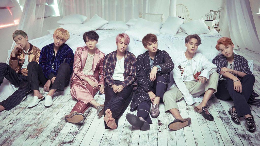 Alasan BTS Tak Akan Rilis Album Versi Inggris