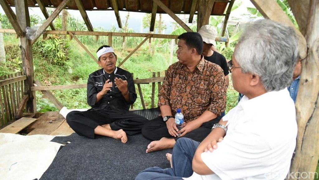 Dedi Mulyadi dan Mbah Rono Bahas Antisipasi Banjir Bandang Garut Terulang