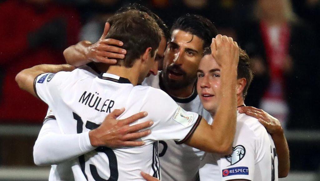 Jerman Tundukkan Irlandia Utara 2-0