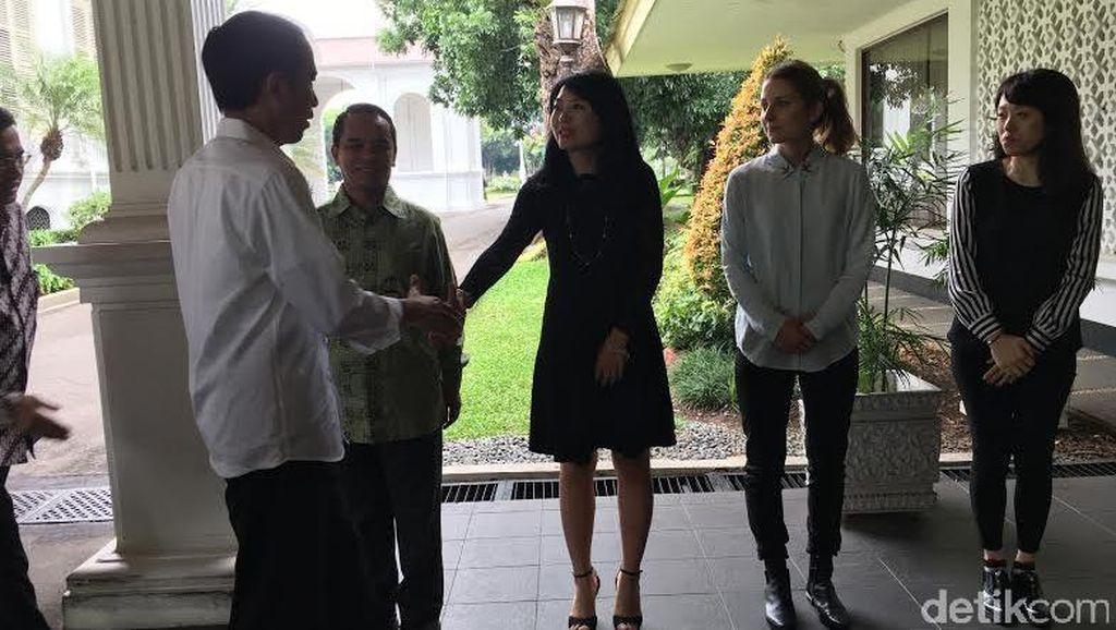 Siap-siap, Museum Madame Tussauds Buat Patung Lilin Jokowi