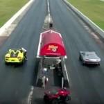 Mana Lebih Ngebut, Rimac Concept_One atau Porsche 918 Spyder?