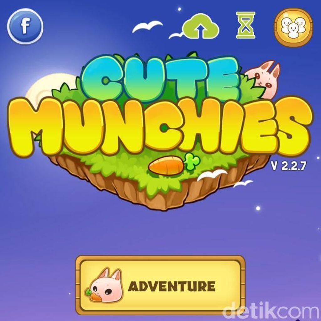 Cute Munchies, Game Lokal Cita Rasa Internasional