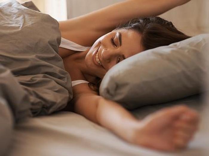 Yuk bangun dang singkirkan kantuk di pagi hari. Foto: Getty Images