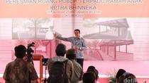 Paparkan Kesuksesan Pimpin Jakarta, Ahok Tak Mau Dikira Kampanye