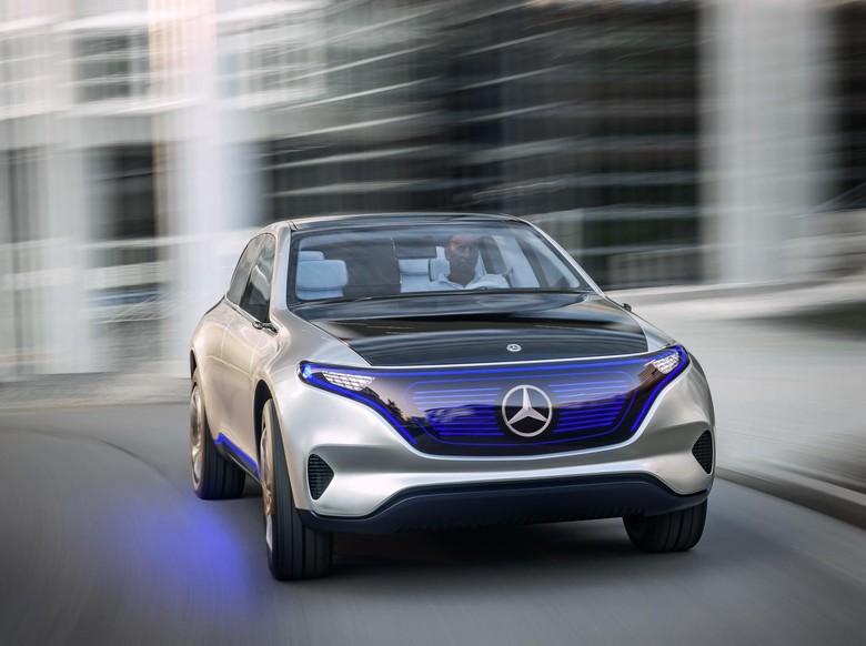 Garap Mobil Listrik, Daimler Gelontorkan Investasi Rp 143 Triliun