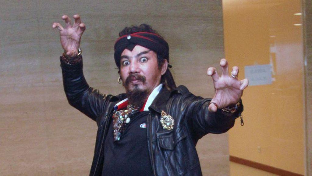 Sudah Hijrah, Limbad Tanya Hukum Rambut Gimbal ke Ustad Abdul Somad