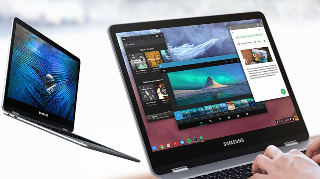 Samsung Ingin Chromebook Naik Kelas