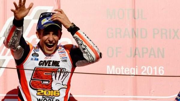 Marquez yang Lama Akan Muncul di Tiga Balapan Sisa