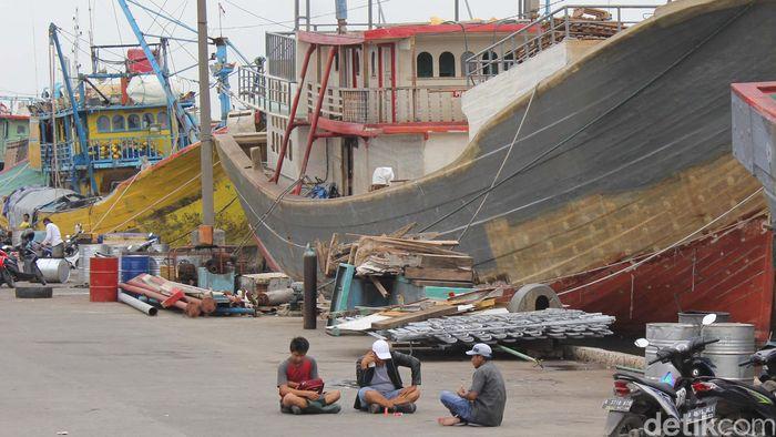 Banyak Pelabuhan RI Terbengkalai Karena Jauh dari Pasar (Foto: Pool/Bono)