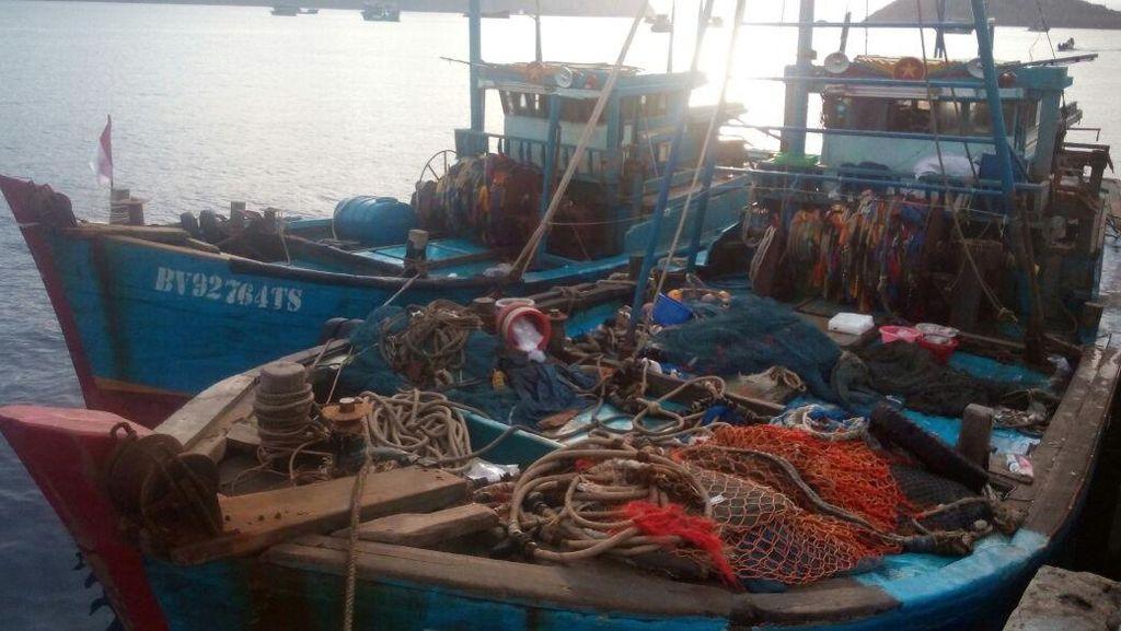 Susi akan Panggil Pemilik 9 Kapal Diduga Pekerjakan ABK Filipina