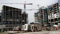 Pembangunan Wisma Atlet Kemayoran Lancar, Renovasi GBK Tersendat