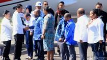 Jokowi Kunjungi Yahukimo Papua