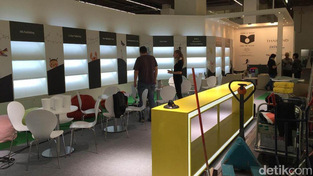 Jelang Frankfurt Book Fair 2016, Haidar Bagir Belum Pegang Tiket Pesawat