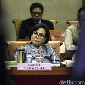 Bahas PNBP, Sri Mulyani Rapat Tertutup di DPR