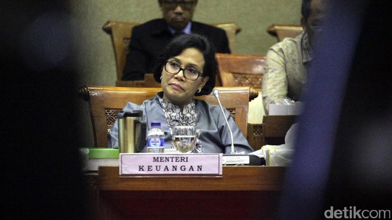 Komisi XI DPR Panggil Sri Mulyani, Tanya Pegawai Pajak yang Ditangkap KPK