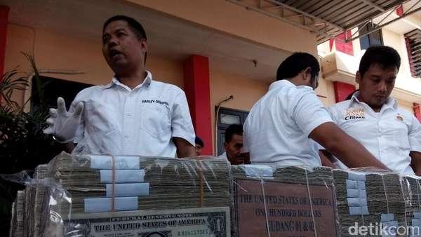 Polisi Tetapkan Sultan Dimas Kanjeng Jadi Tersangka
