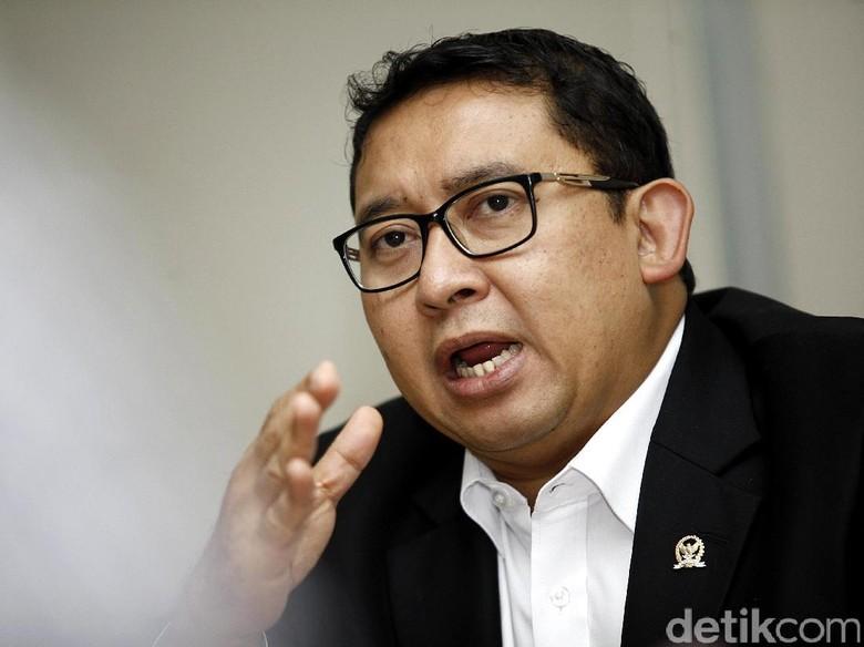 Penjelasan Lengkap Fadli Zon soal Surat Aspirasi Novanto ke KPK