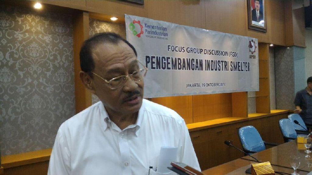 Pengusaha Smelter: Industri Bagus di Tangan Jokowi