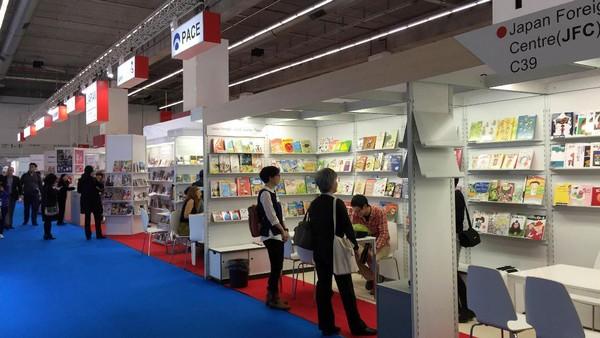 Dari Frankfurt Book Fair, Seno Gumira Lempar Ide Nyeleneh Soal Pembajakan Buku