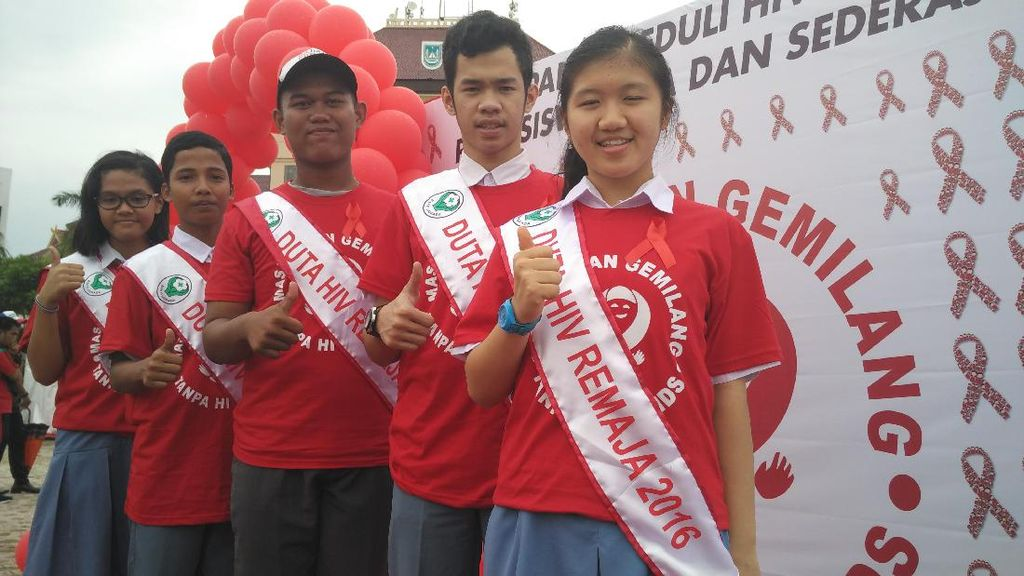 Pemahaman Rendah, Remaja Usia Sekolah Jadi Target Utama Kampanye HIV-AIDS