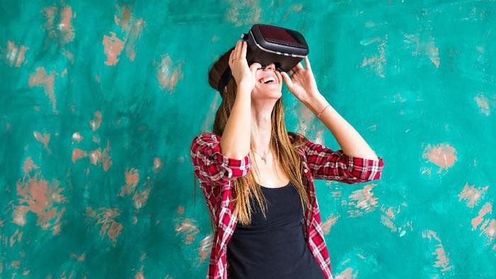 Ilustrasi VR. Foto: thinkstock